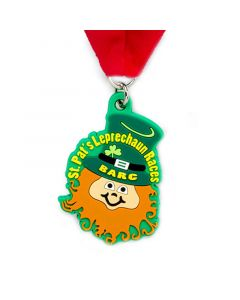 Medailles PVC Custom Made